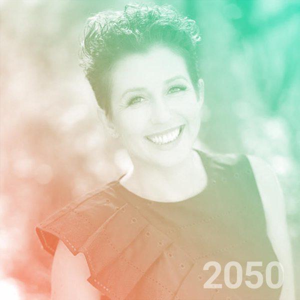 Claire Spencer Portrait