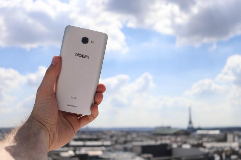 Alcatel POP 4: Paris