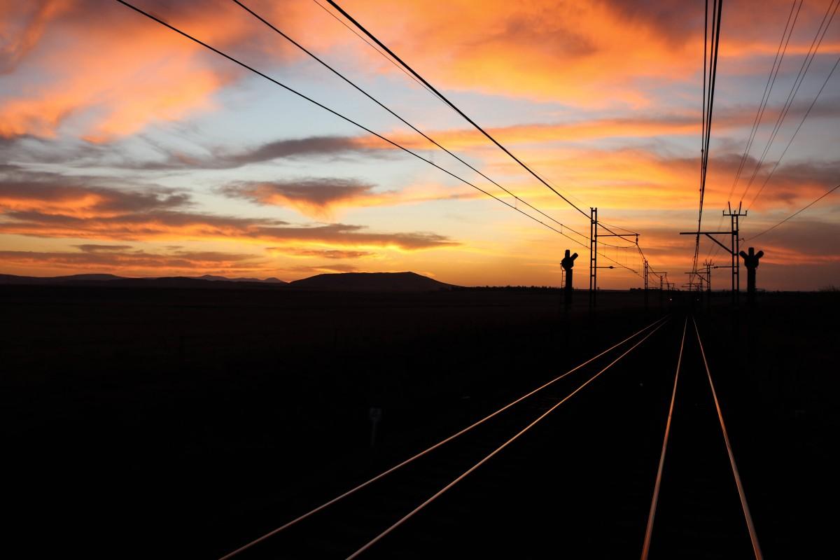 Rovos Rail Pretoria to Durban