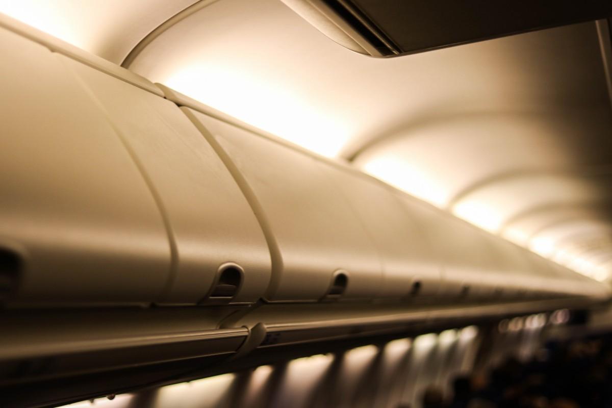 KLM Interior