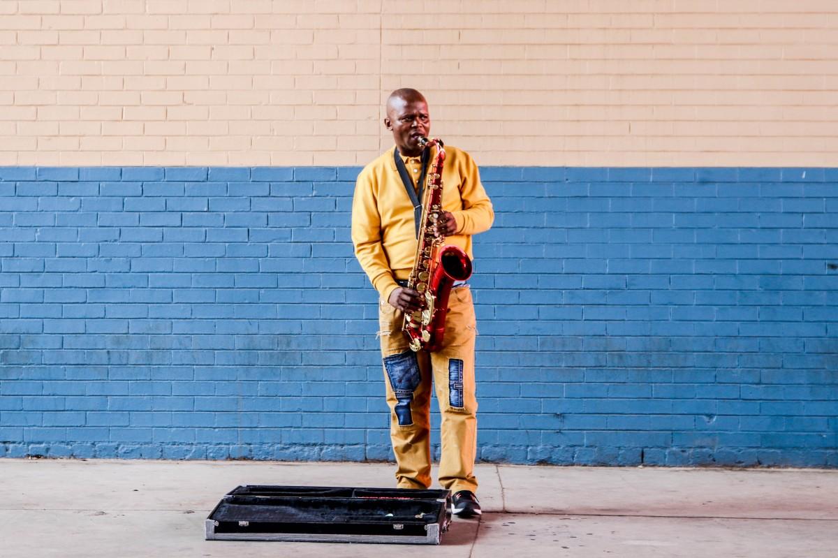 South Africa Saxophonist Johannesburg