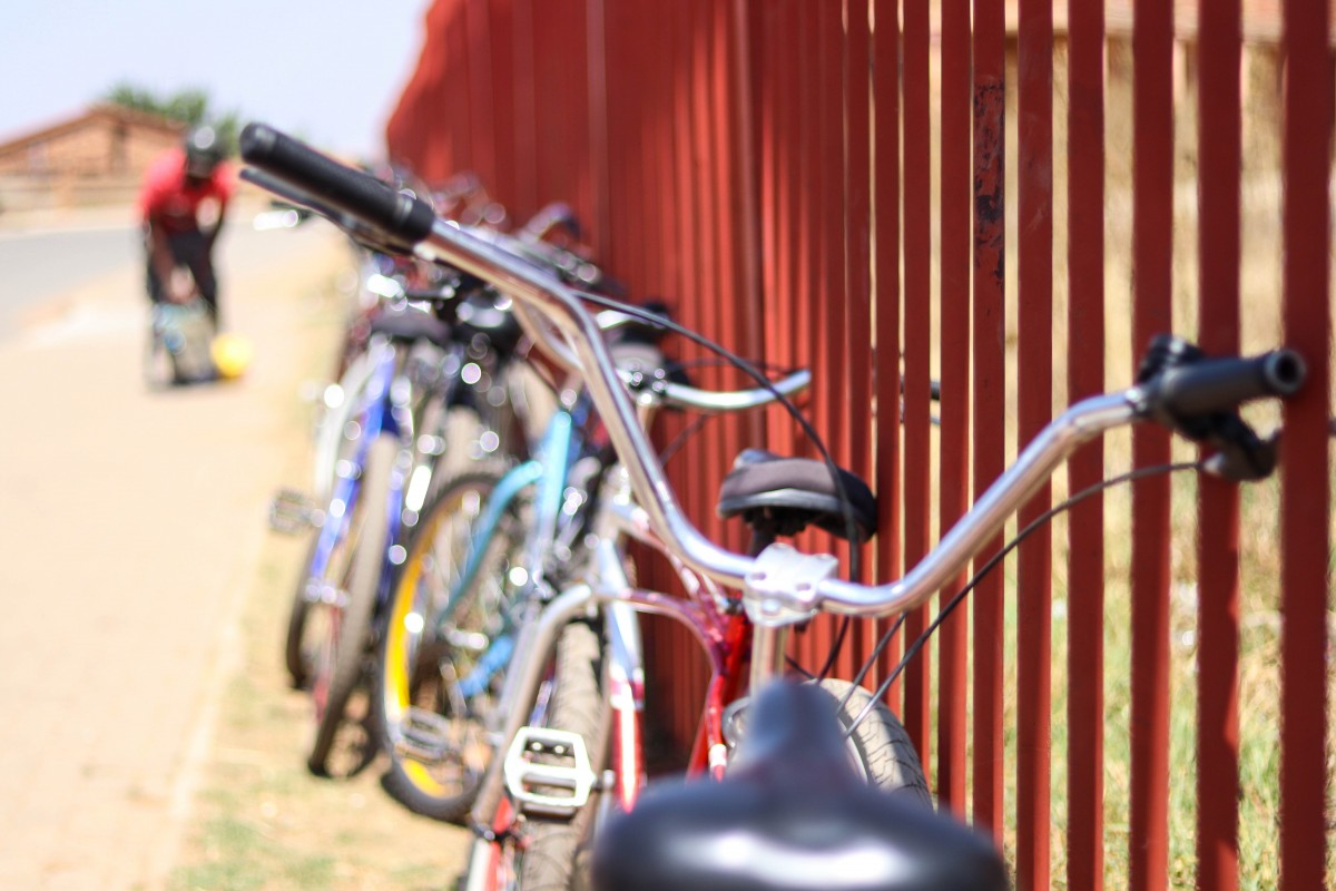 Soweto Backpackers Cycling Tour