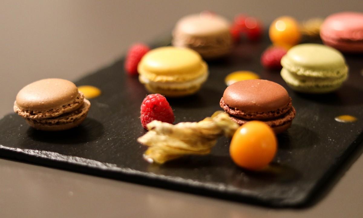 Macarons Hotel Indigo Paris