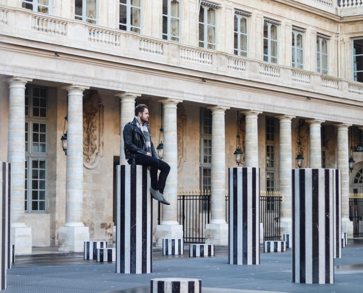 Palais Royal All Saints Leather Jacket