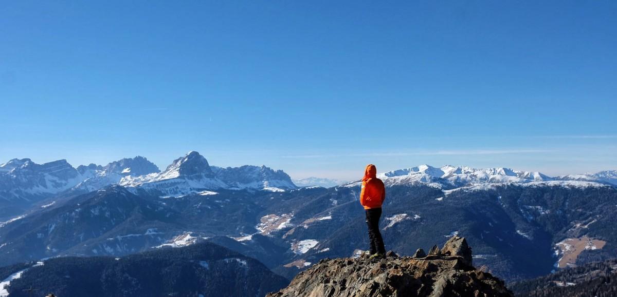 South Tyrol Skiing Diesel Jacket