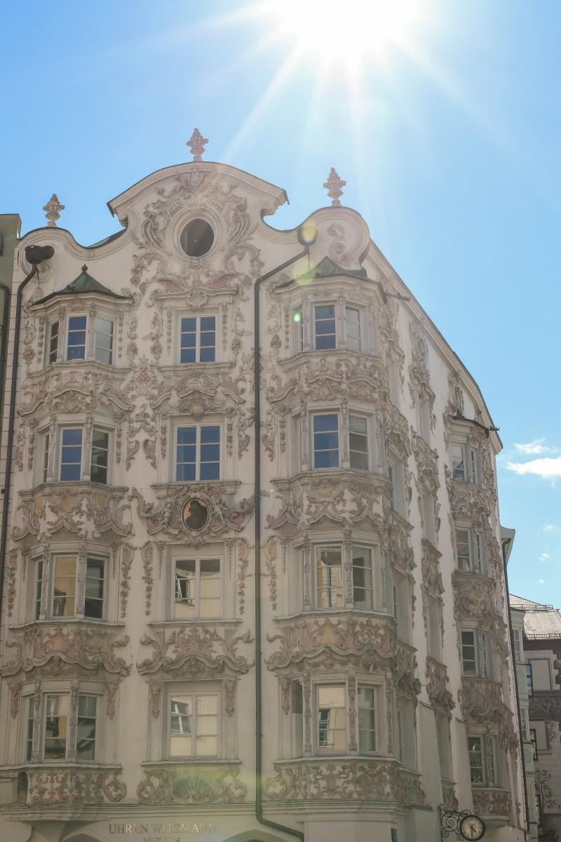 Innsbruck Austrian National Tourism Offic