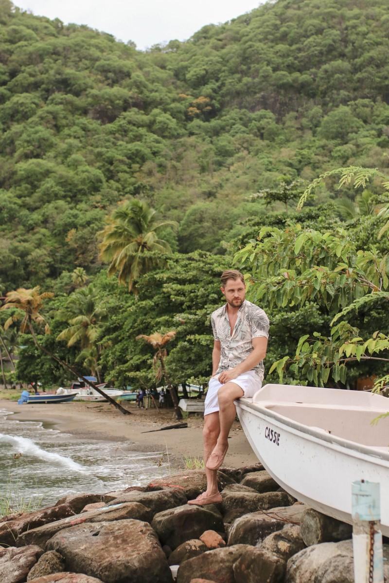 Soufriere St Lucia