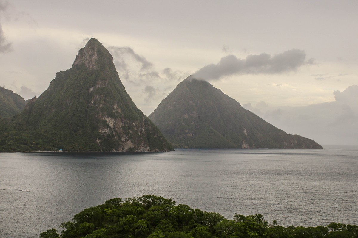 Jade Mountain Pitons