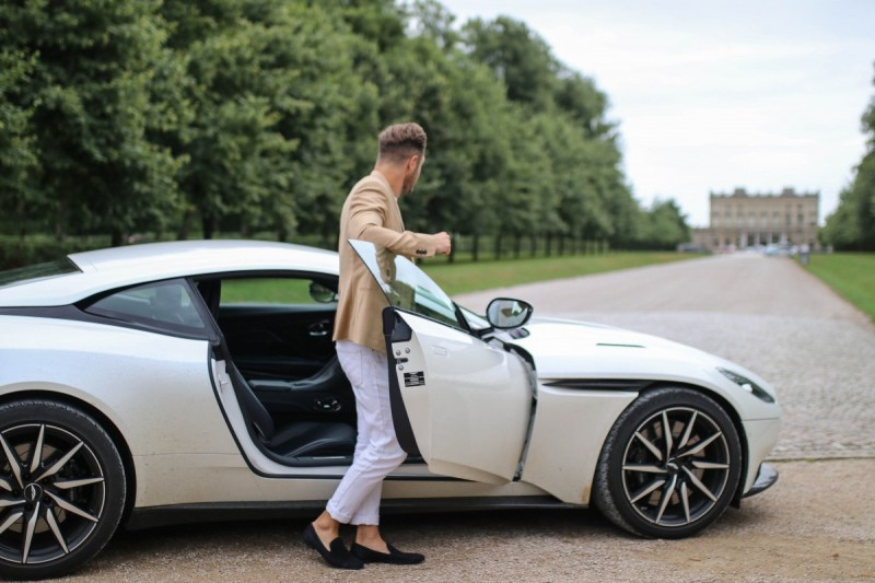 Five Things I Learned About Owning an Aston Martin DB11 (For A Day)