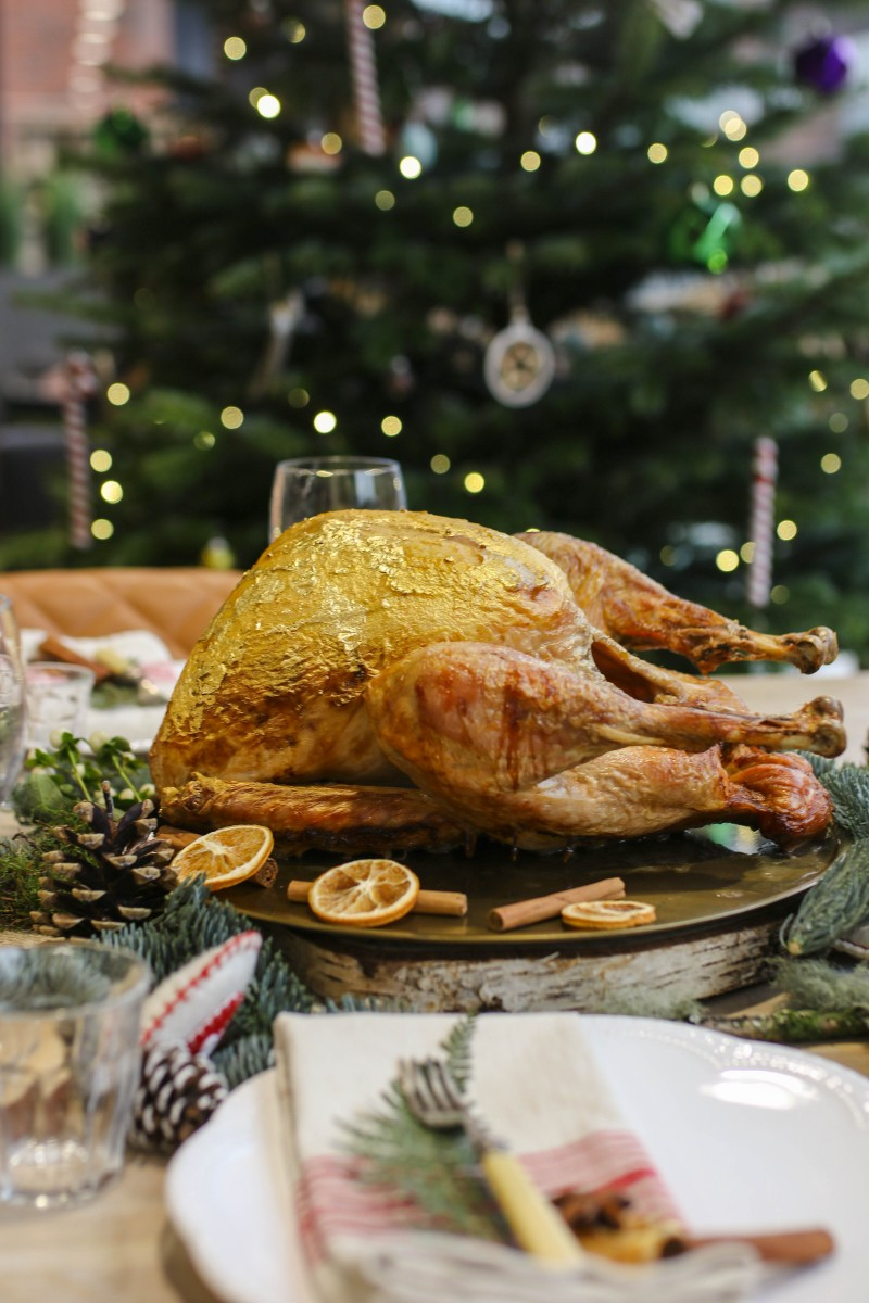 Iceland Foods Gilded Turkey