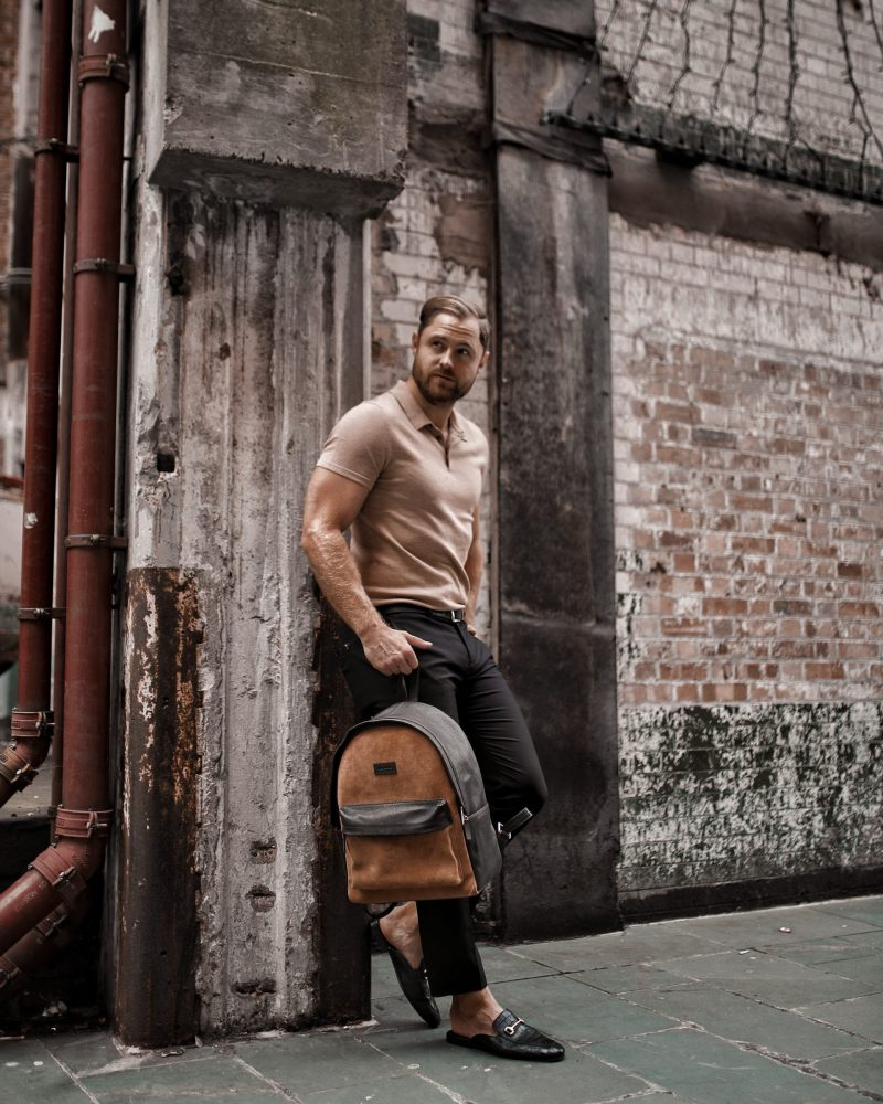 Summer Styling | Textures with John Henric Menswear