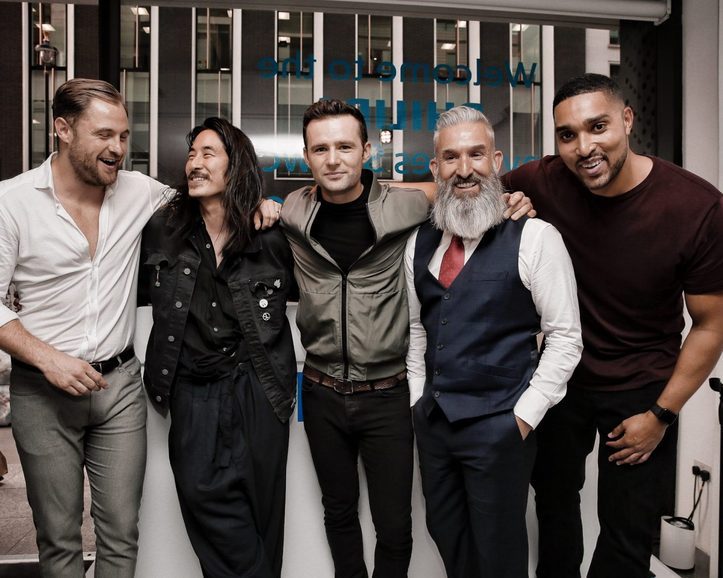 Philips Grooming Many Faces Campaign