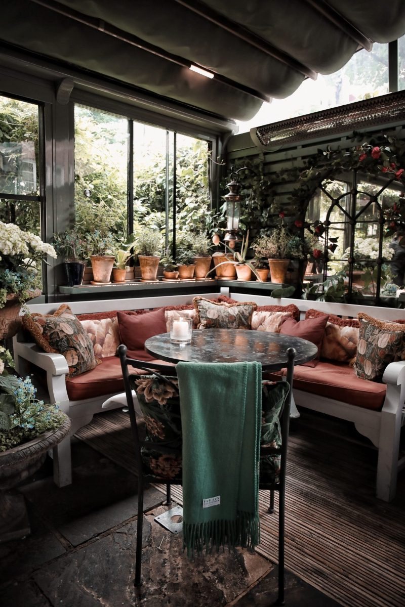 The Ivy Chelsea Garden | The French Brasserie with an English Country Garden