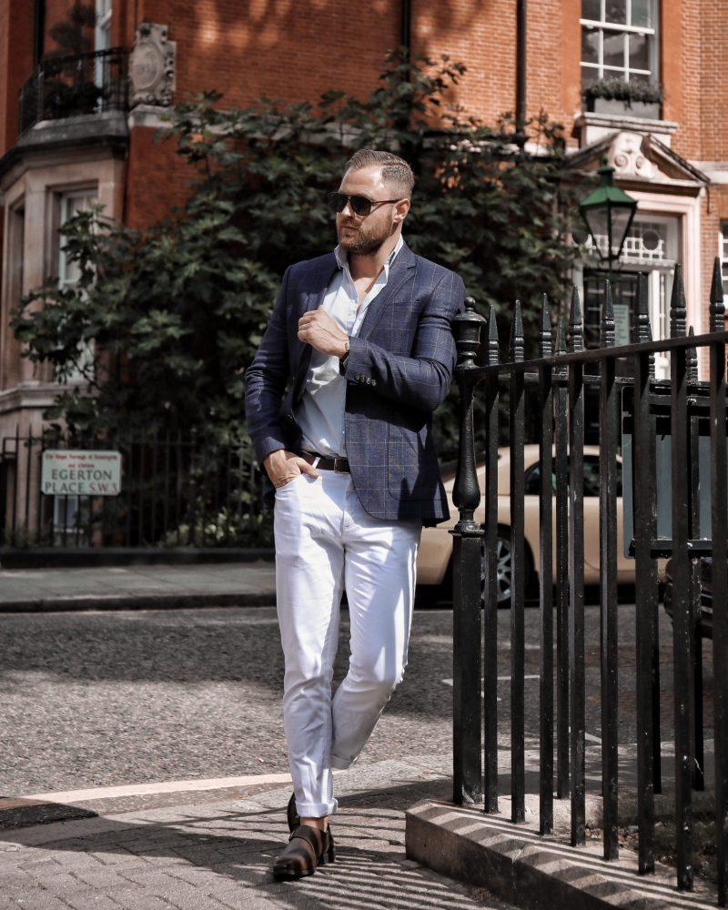 Smart Casual Summer | Menswear Edit ft. Jaeger