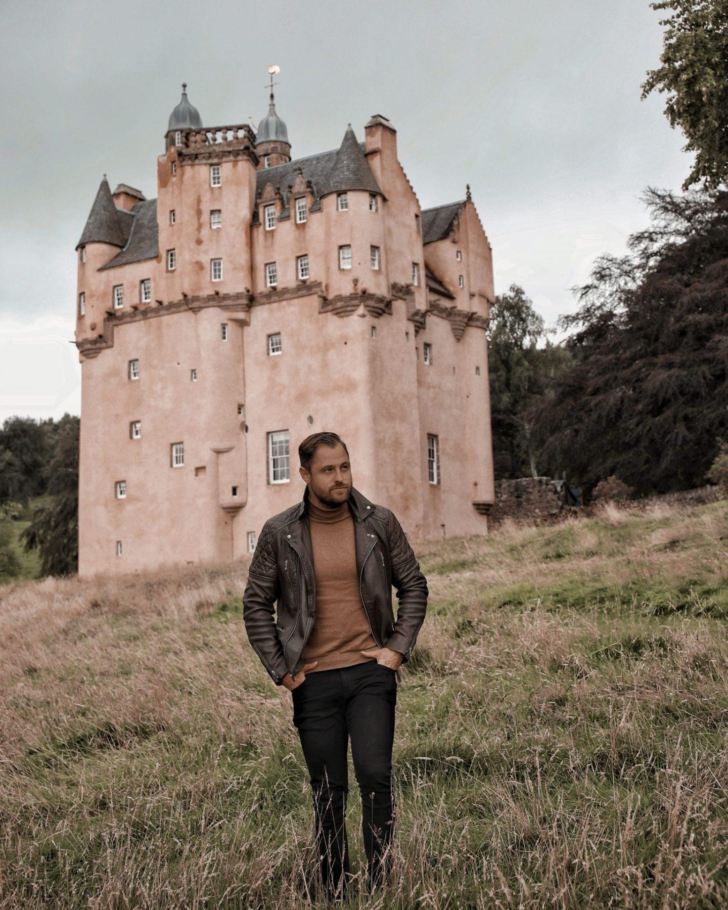 Craigievar Castle, Alford