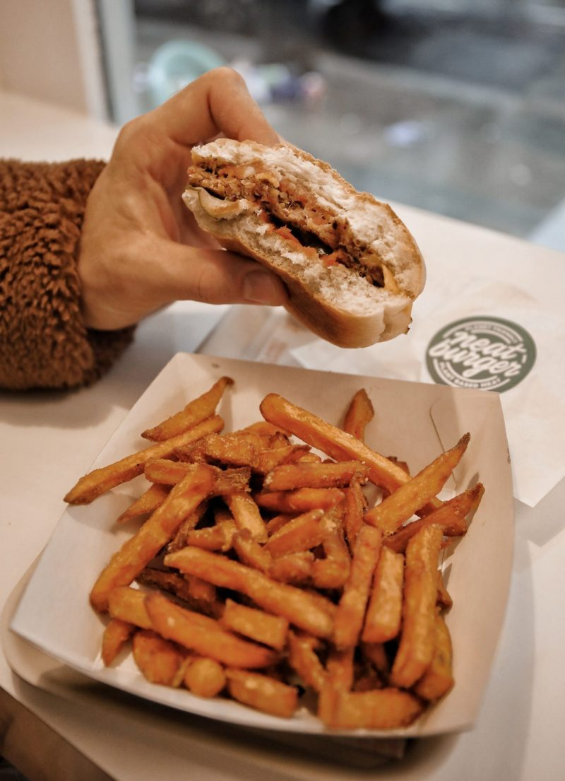Neat Burger: A (Plant-Based) Food Love Story