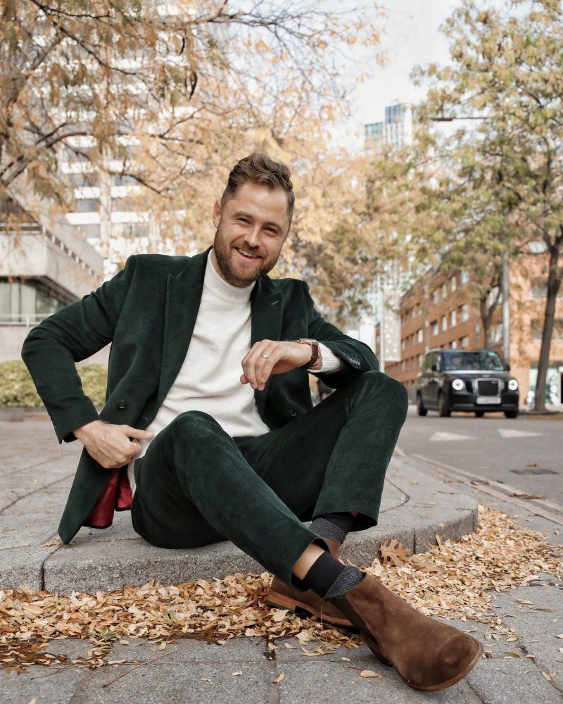 Autumnal Suiting | Menswear Edit ft. River Island Man