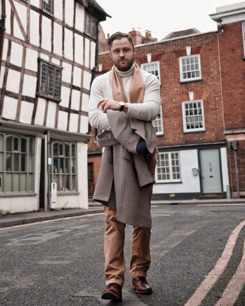 Winter Walk Wear | Men's Fashion ft. REISS, H&M, Barbour and River Island