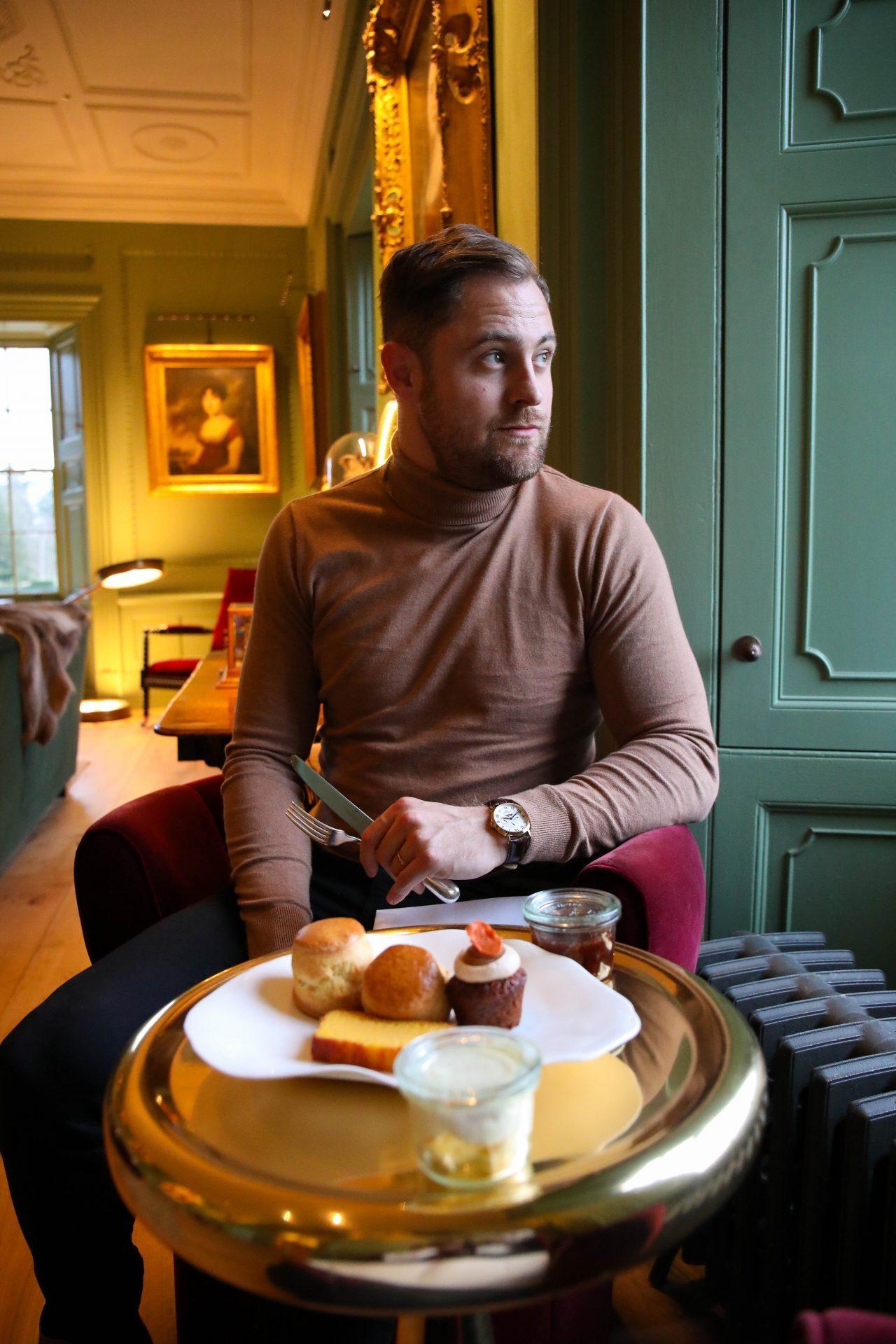 Newt In Somerset Afternoon Tea
