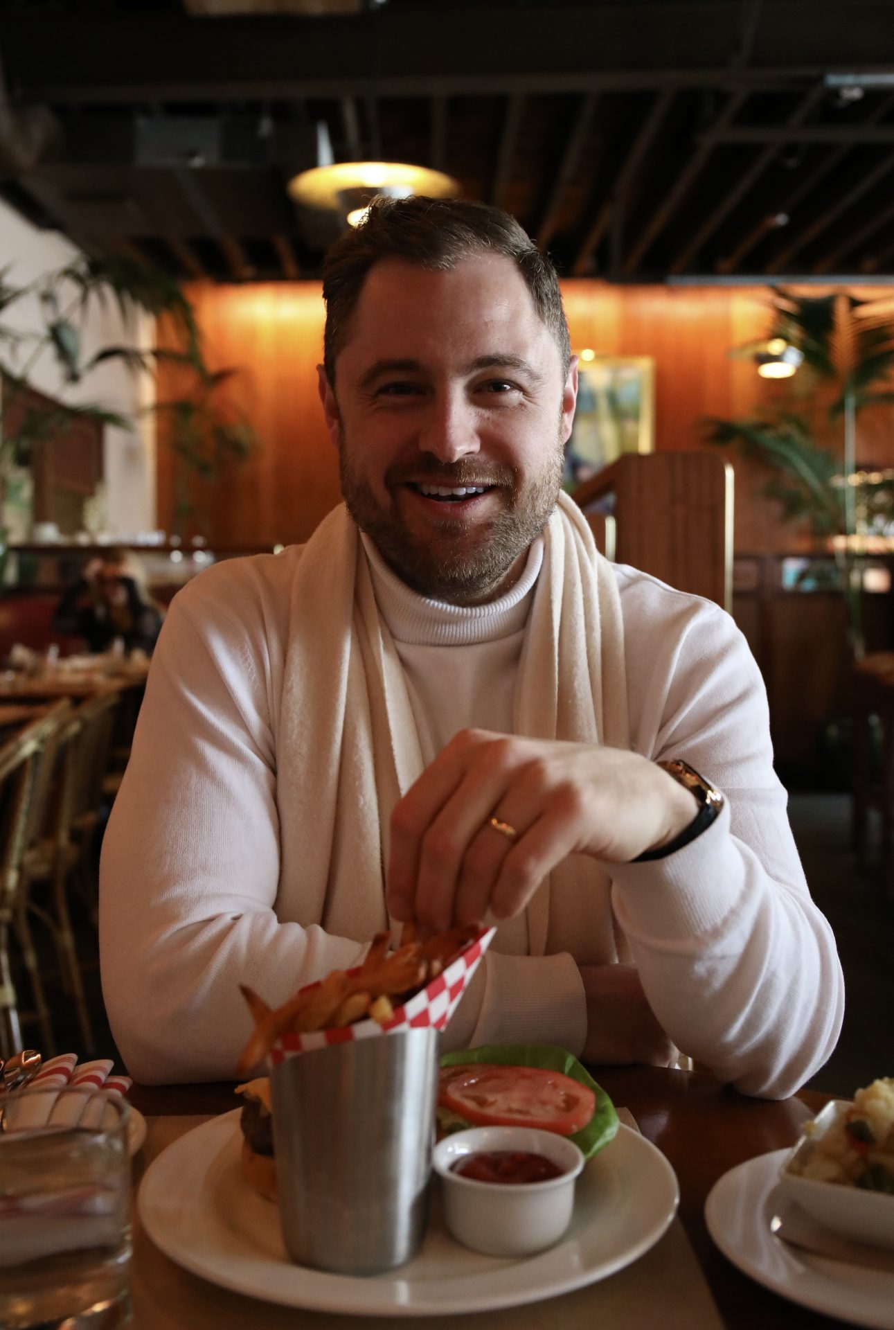 Plums Restaurant Brooklyn