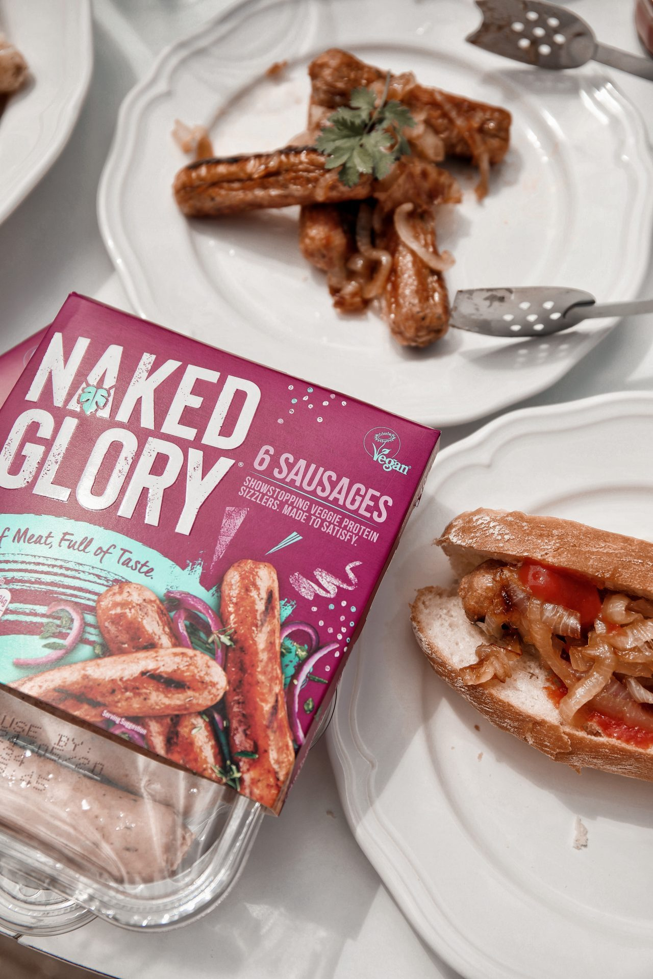 Naked Glory Sausages
