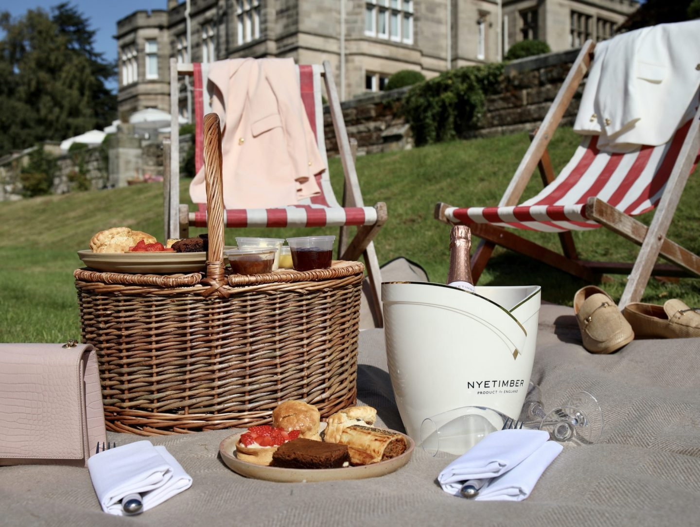 Nyetimber Picnic Hampton Manor