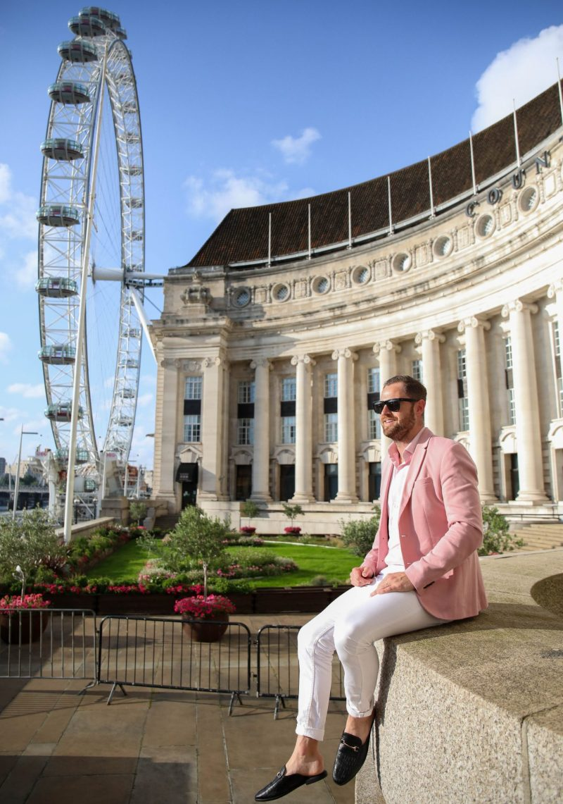 A Stay at The Marriott London County Hall Hotel | Peace and Quiet in the Heart of Southbank