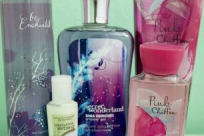 Bath and Body Works Scents Galore