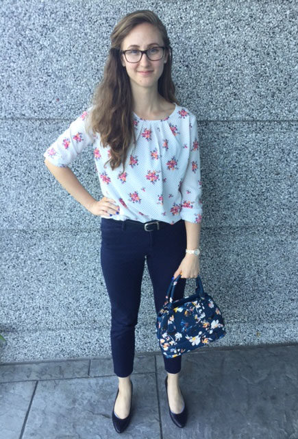 Floral Fashion Favorite