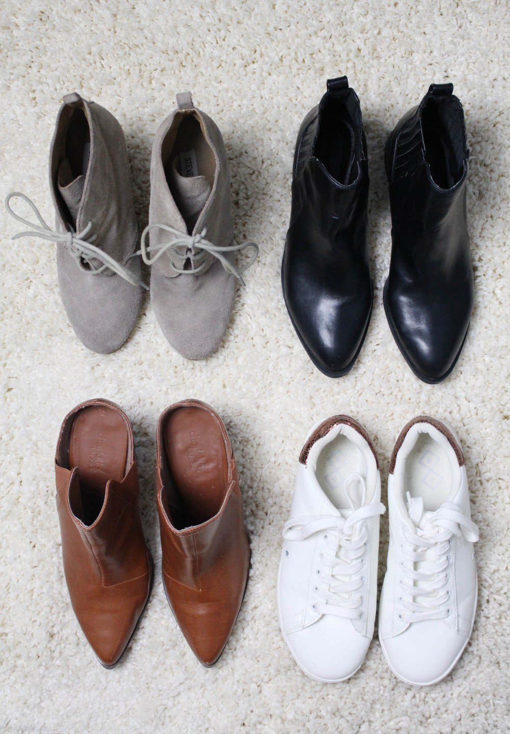 Fall Capsule Shoes 1