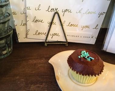Bird Bakery Cupcake