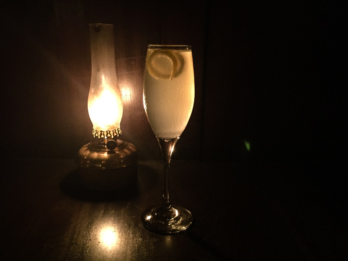 Esquire Tavern French 75