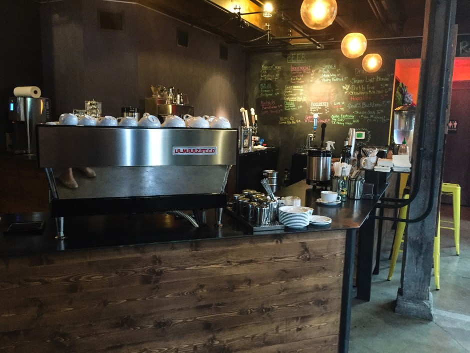 Rosella Coffee Interior