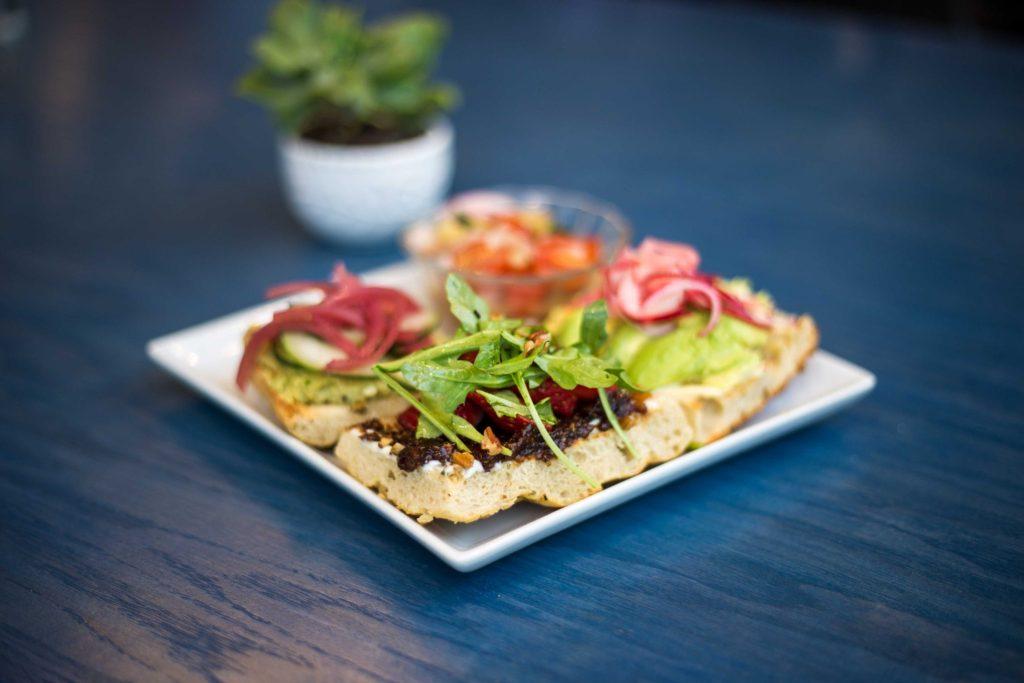 Cafe Dijon Sandwich Trio