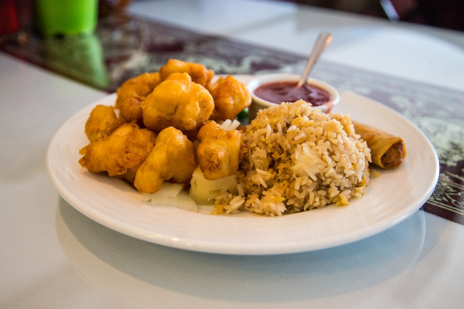 Sarika sweet and sour chicken