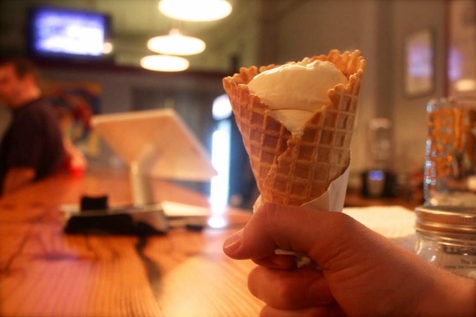 The House Boozy Ice Cream