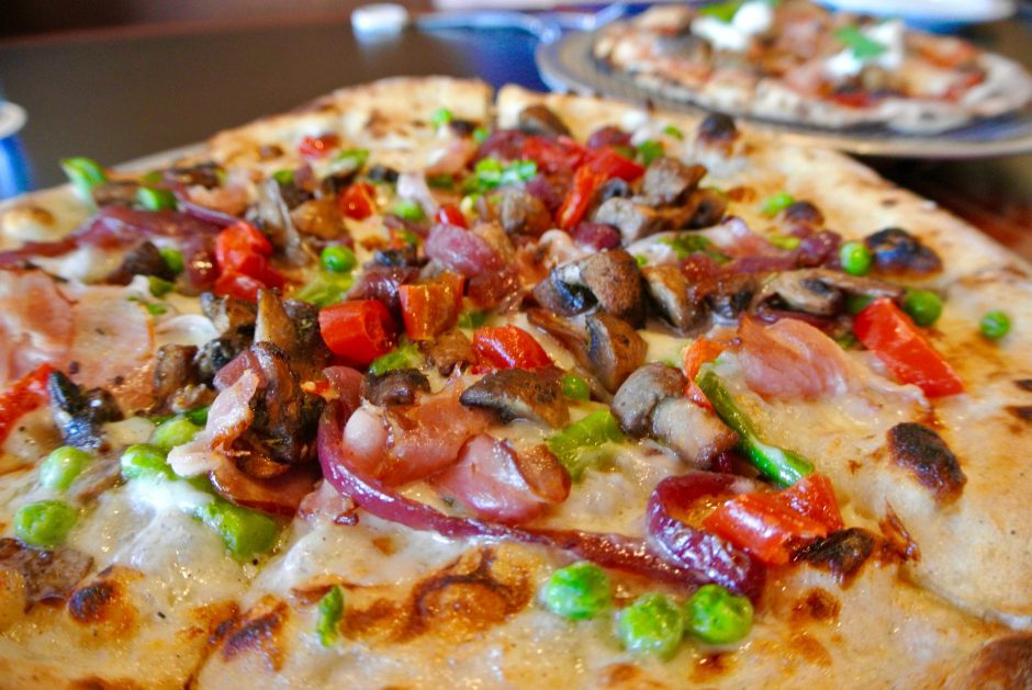 Top 5 Pizzas in San Antonio
