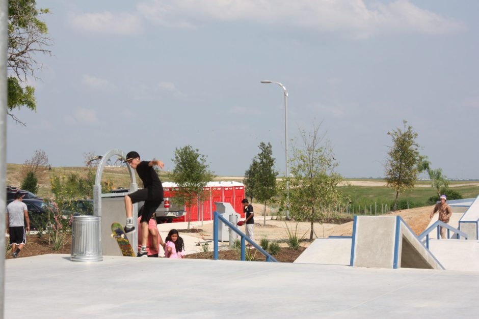 Pearsall Skate Park