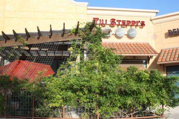Tiu Steppi's Exterior