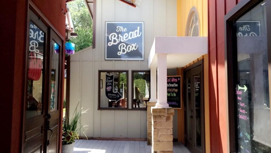 Bread Box Exterior