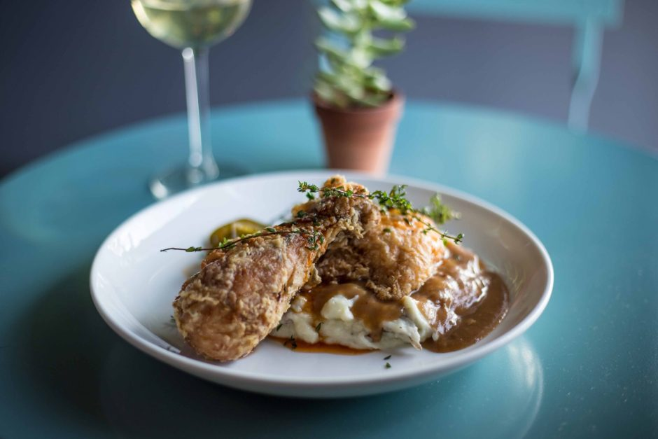 Hop and Vine Fried Chicken