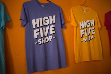 High Five Shop