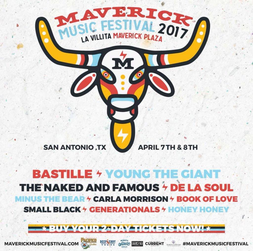 Maverick Music Festival 2017