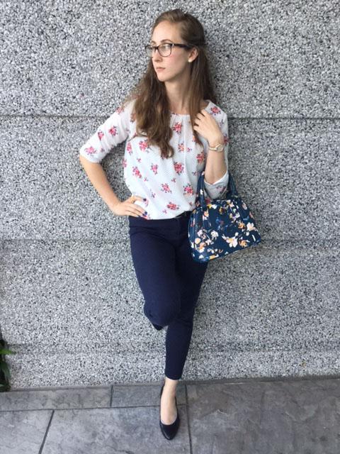 Floral Fashion Purse