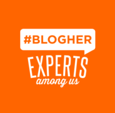BlogHer 2017 Conference App Homepage