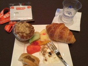 BlogHer2017Conference_Breakfast
