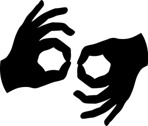 Learning American Sign Language ASL
