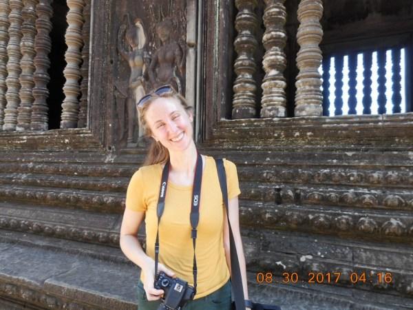Twentysomething Vision Cambodia Camera Travel Photographer