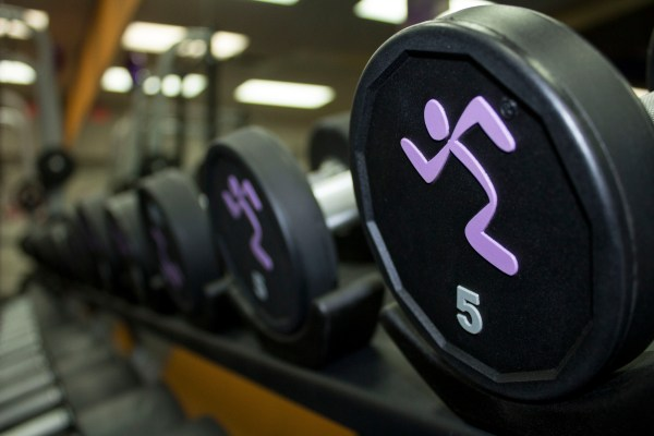 Anytime Fitness Ocoee Fitness Dumbbells Free Weights