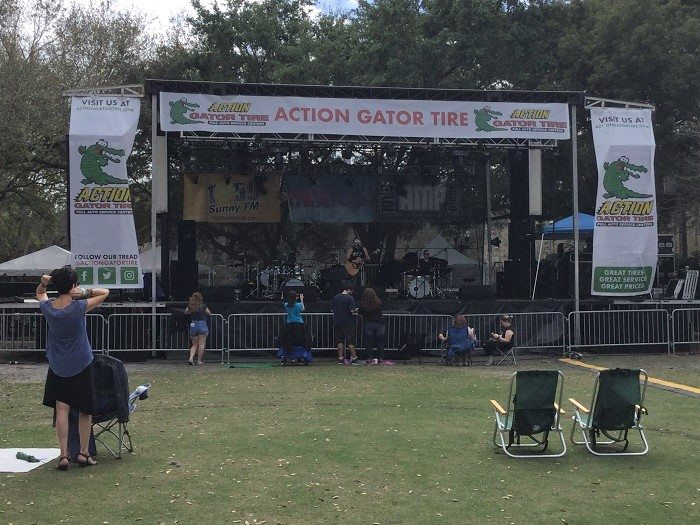 Downtown Orlando Food Wine Festival-2017 Local Entertainment Music